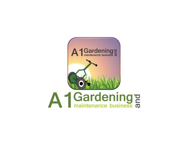 #105 for Design a Logo for a gardening & maintenance business by ffarukhossan10