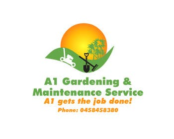 #63 for Design a Logo for a gardening & maintenance business by LogoFreelancers