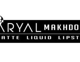Nro 14 kilpailuun Cosmetics LIP gloss bottle Logo editing - urgently needs completing käyttäjältä marigolddesign
