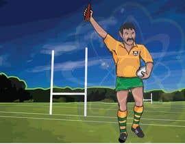 Nro 33 kilpailuun Design a digital caricature (cartoon) from photos provided käyttäjältä scubacat154