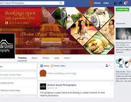 mohosinmiah0122 tarafından Design a Banner/Cover Photo for a Wedding-Photography Facebook Page için no 27