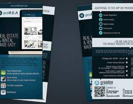 #9 for Design an Advertisement for Real-estates web application af wik2kassa