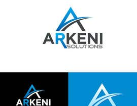 #101 for Design a Logo for Arkeni Solutions  (Open to your creative genius) by zafarchromatics
