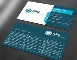 Nro 9 kilpailuun Design a Logo and Business Cards for Truck & Trailer Repair Company käyttäjältä ALLHAJJ17