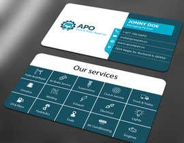 #16 for Design a Logo and Business Cards for Truck & Trailer Repair Company by ALLHAJJ17