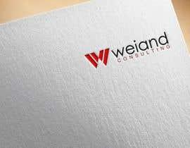Nro 121 kilpailuun Corporate Identity Weiand Consulting käyttäjältä Sumantgupta2007