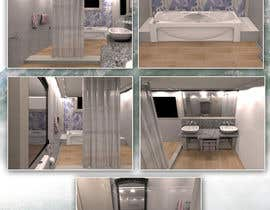 sureetcynthia1 tarafından 4 x Bathroom interior Design için no 77