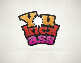 "TheVectorminator tarafından Design a Logo for ""You Kick Ass"" için no 19"