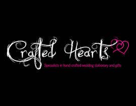 nº 74 pour Design a Logo for Crafted Hearts par Vanai