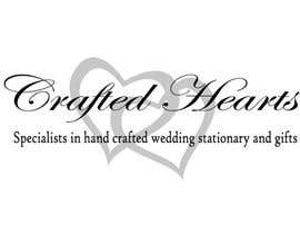 #3 for Design a Logo for Crafted Hearts by AleMultinu