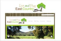 Graphic Design Konkurrenceindlæg #63 for Live and Play East County           / logo design for website