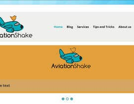 #5 for Create a Wordpress Site for AviationShake.com af Isdesign92