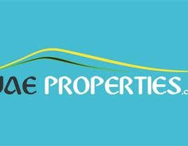 #475 para Logo Design for uaeproperties.com por Alesso