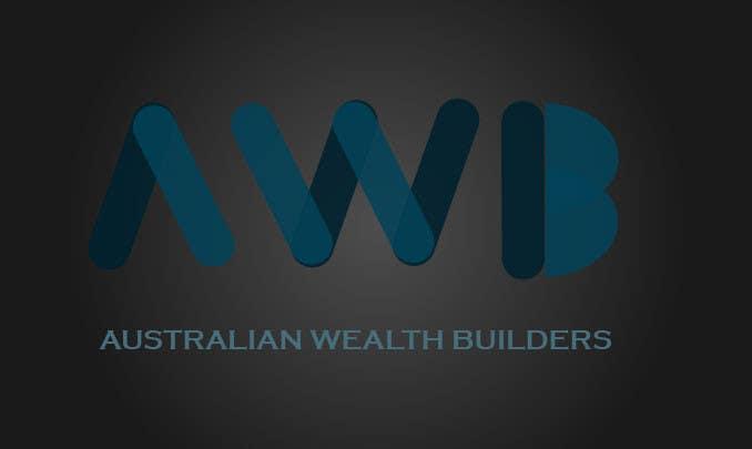 Penyertaan Peraduan #133 untuk Design a Logo for Australian Wealth Builders