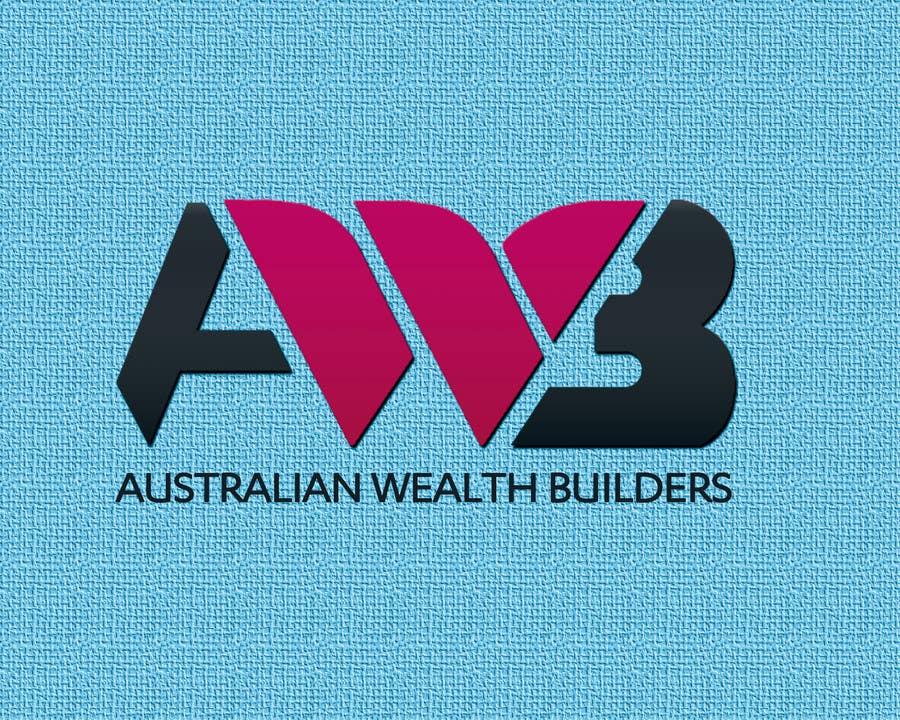 Penyertaan Peraduan #141 untuk Design a Logo for Australian Wealth Builders