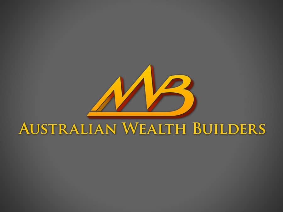 Penyertaan Peraduan #94 untuk Design a Logo for Australian Wealth Builders