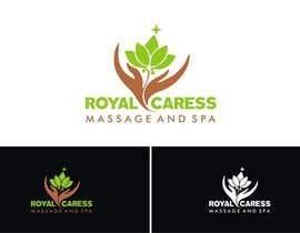 AmanGraphics786 tarafından Logo design for Royal Caress Massage and Spa için no 67