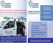 Graphic Design Contest Entry #10 for Graphic Design for Melbourne Electrical Specialists