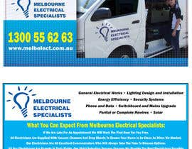 blacklist08 tarafından Graphic Design for Melbourne Electrical Specialists için no 32