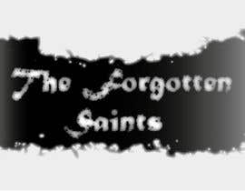 nº 40 pour Design a Logo for The Forgotten Saints par infratrack