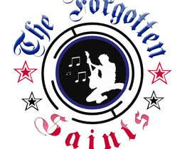#33 for Design a Logo for The Forgotten Saints af soufianem10