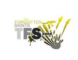 #29 for Design a Logo for The Forgotten Saints af venheartholly