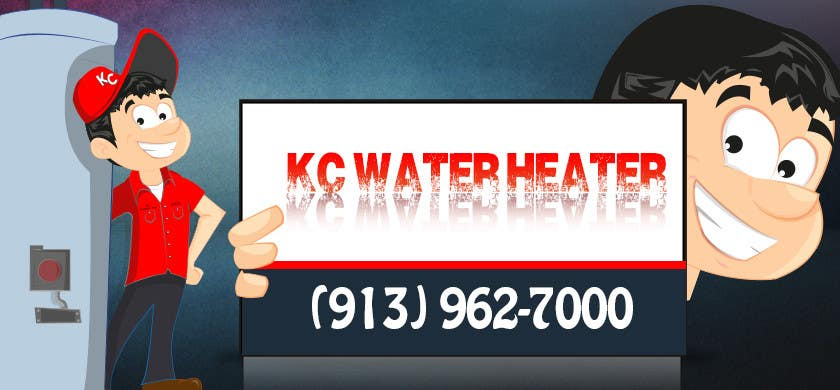 Contest Entry #29 for Design a Banner for KC Water Heater
