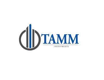 #38 for Design a Logo for TAMM Investments by Tareq017