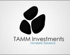 #308 for Design a Logo for TAMM Investments af kvermbalian