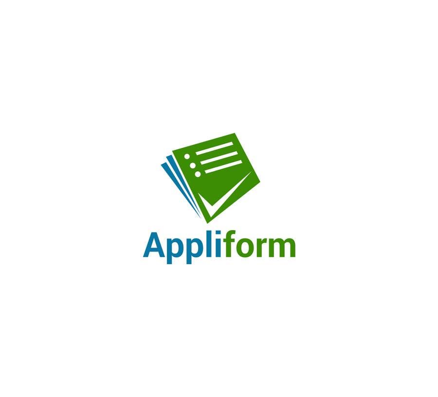 Kilpailutyö #181 kilpailussa Appliform Logo Design