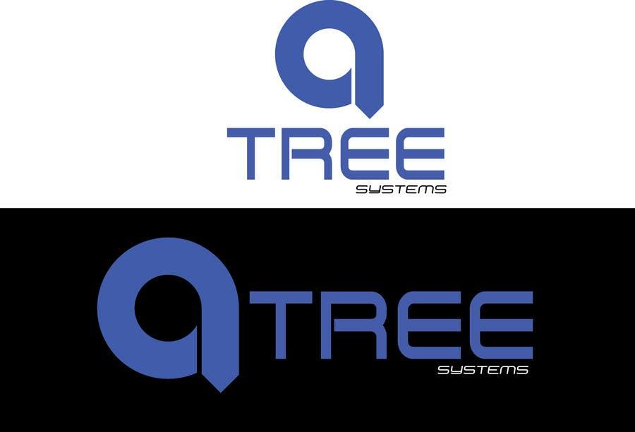 Bài tham dự cuộc thi #                                        577                                      cho                                         Logo Design for QTree Systems