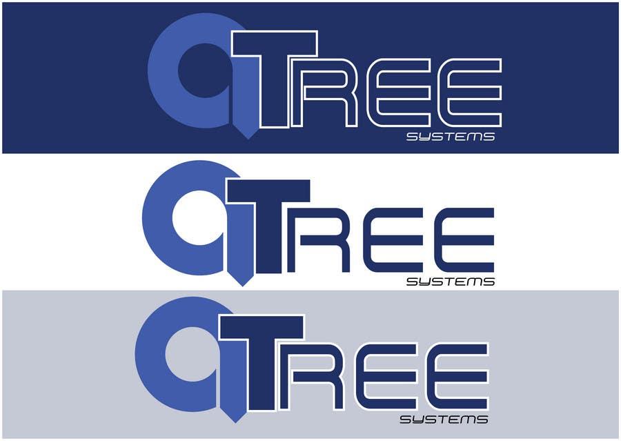 Bài tham dự cuộc thi #                                        580                                      cho                                         Logo Design for QTree Systems