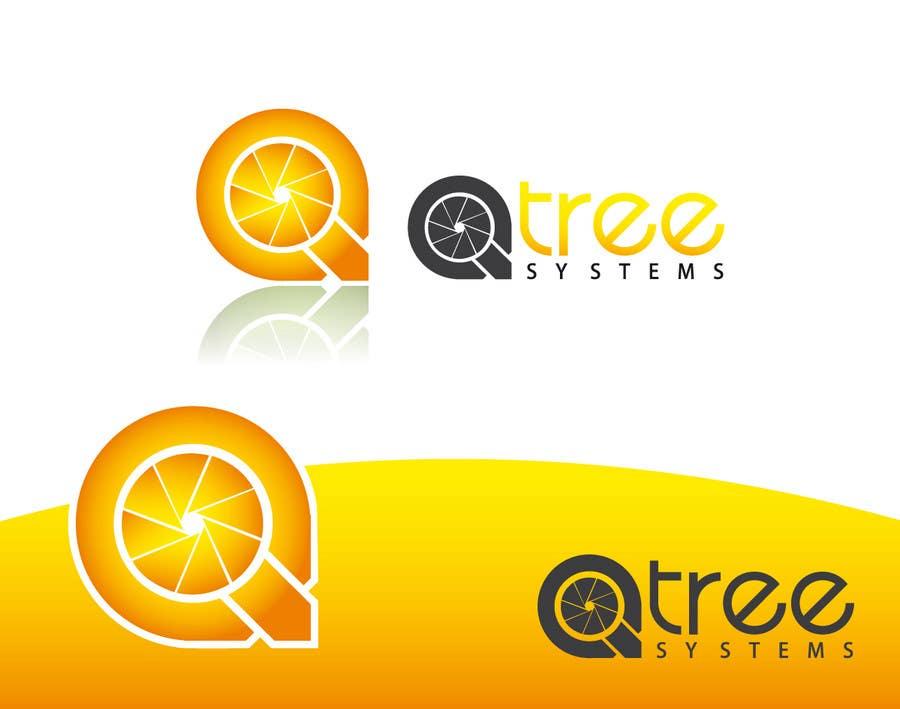 Bài tham dự cuộc thi #                                        571                                      cho                                         Logo Design for QTree Systems