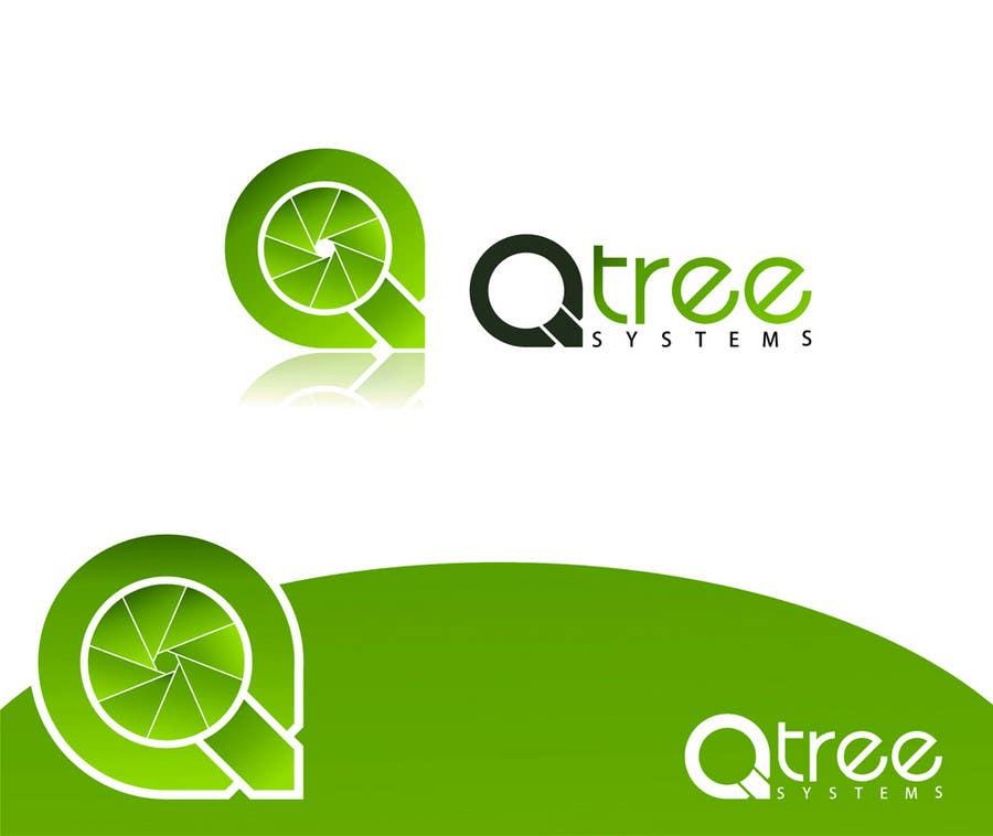 Bài tham dự cuộc thi #                                        467                                      cho                                         Logo Design for QTree Systems