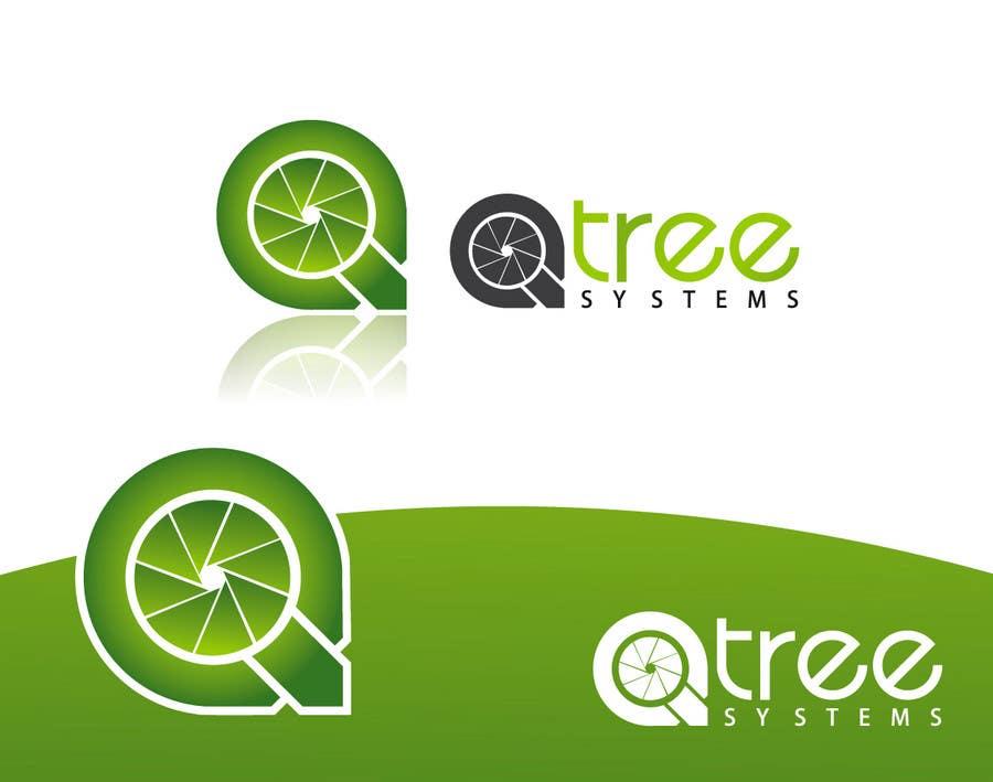 Bài tham dự cuộc thi #                                        568                                      cho                                         Logo Design for QTree Systems