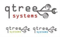 Graphic Design Entri Peraduan #514 for Logo Design for QTree Systems