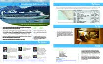 Brochure Design for Annual Conference and Cruise için Graphic Design20 No.lu Yarışma Girdisi