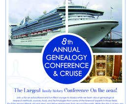 #42 para Brochure Design for Annual Conference and Cruise por PinzLedesign