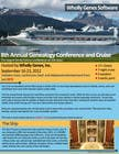 Bài tham dự #27 về Graphic Design cho cuộc thi Brochure Design for Annual Conference and Cruise