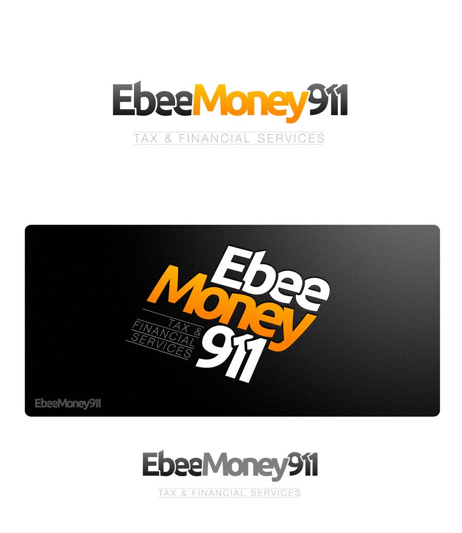 #10 for Logo for Ebee Money 911 by HallidayBooks