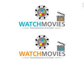 #19 for Design a Logo for watchmoviesja.com af Asifrbraj