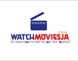 #37 for Design a Logo for watchmoviesja.com af w3nabil1699