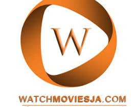 #23 cho Design a Logo for watchmoviesja.com bởi warzconcepcion