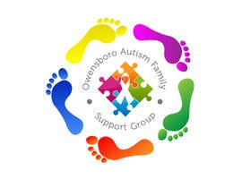#11 para Design a Logo for Owensboro Autism Family Support Group por mgmargaretha