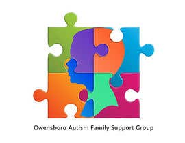 #7 for Design a Logo for Owensboro Autism Family Support Group af art4art2me
