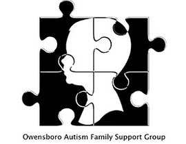 #9 para Design a Logo for Owensboro Autism Family Support Group por art4art2me