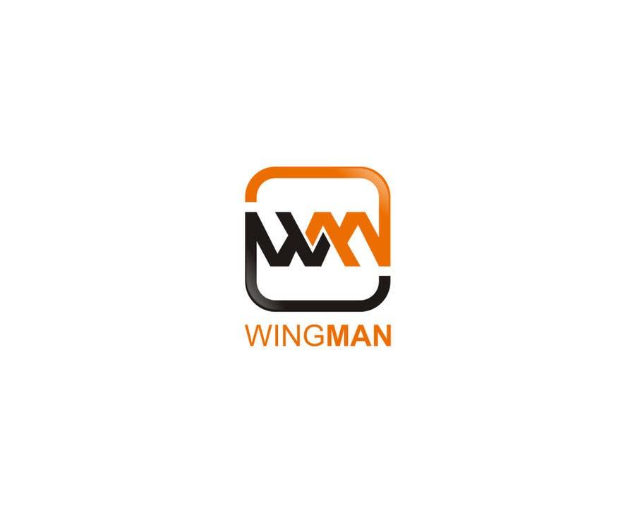 Penyertaan Peraduan #88 untuk Design a Logo for Wingman
