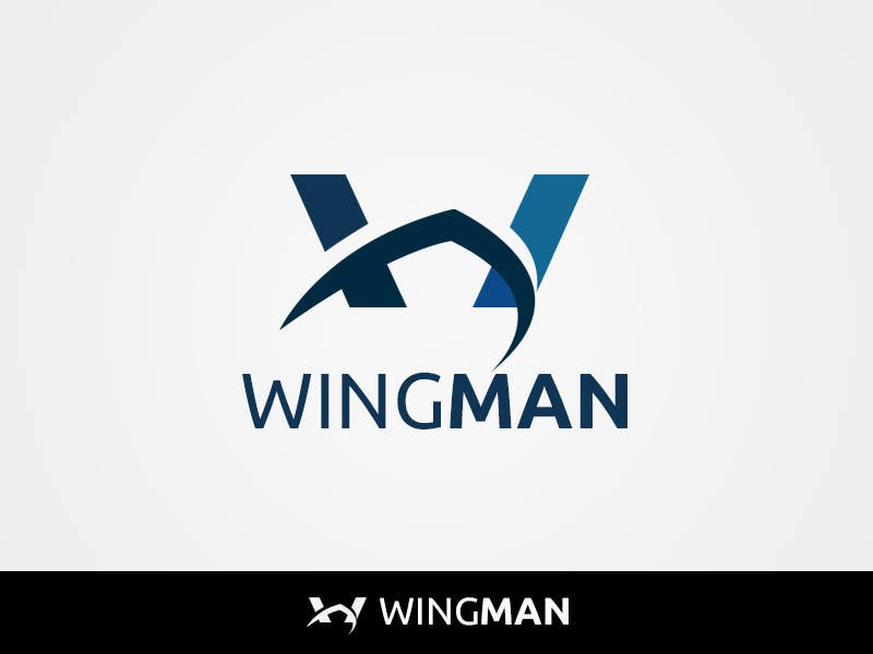 Penyertaan Peraduan #178 untuk Design a Logo for Wingman