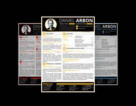 #9 for Resume Design by xsodia