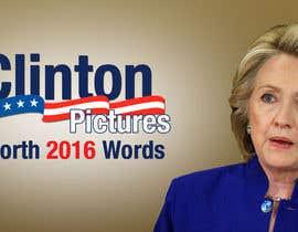 jessikaguerra tarafından Hillary Clinton Photoshop - http://clinton.pictures için no 15